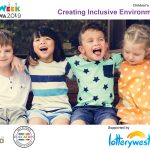join us at the state library of WA theatre room on wednesday 23 october for a free childrens week seminar - creating inclusive environments for learning