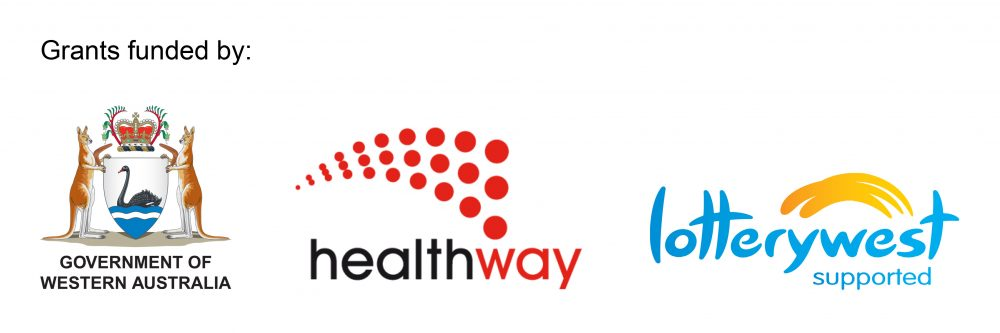 the childrens week grants are funded by the department of communities, healthway and lotterywest