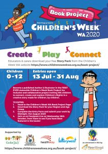 2020 wa childrens week poster